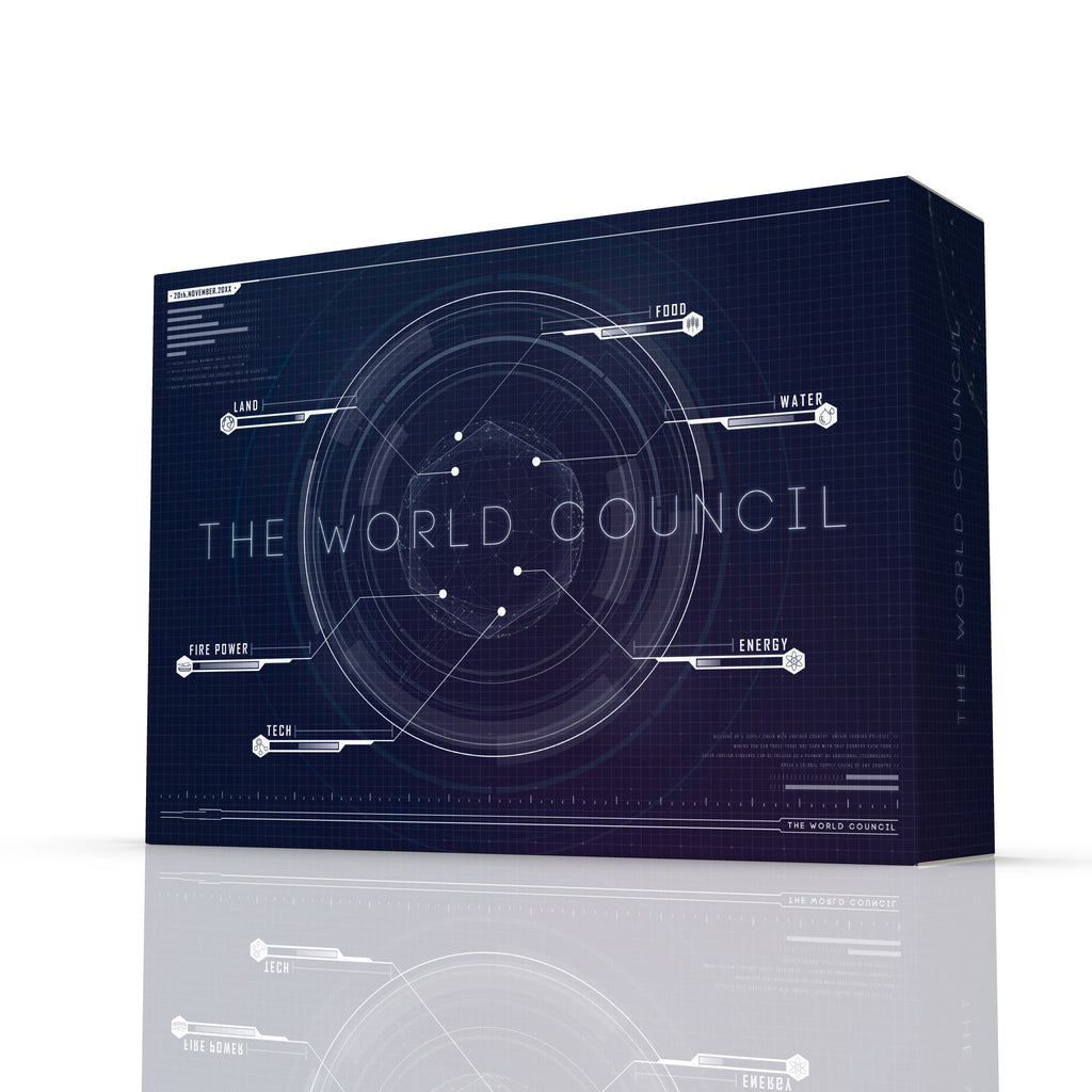 《世界議事會》基本版  World Councilors  (HKD) - Creator Studio