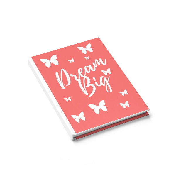 Dream Big Journal - Ruled Line-Paper products-Jahnia Designs