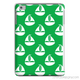 Green Nautical Tablet Case