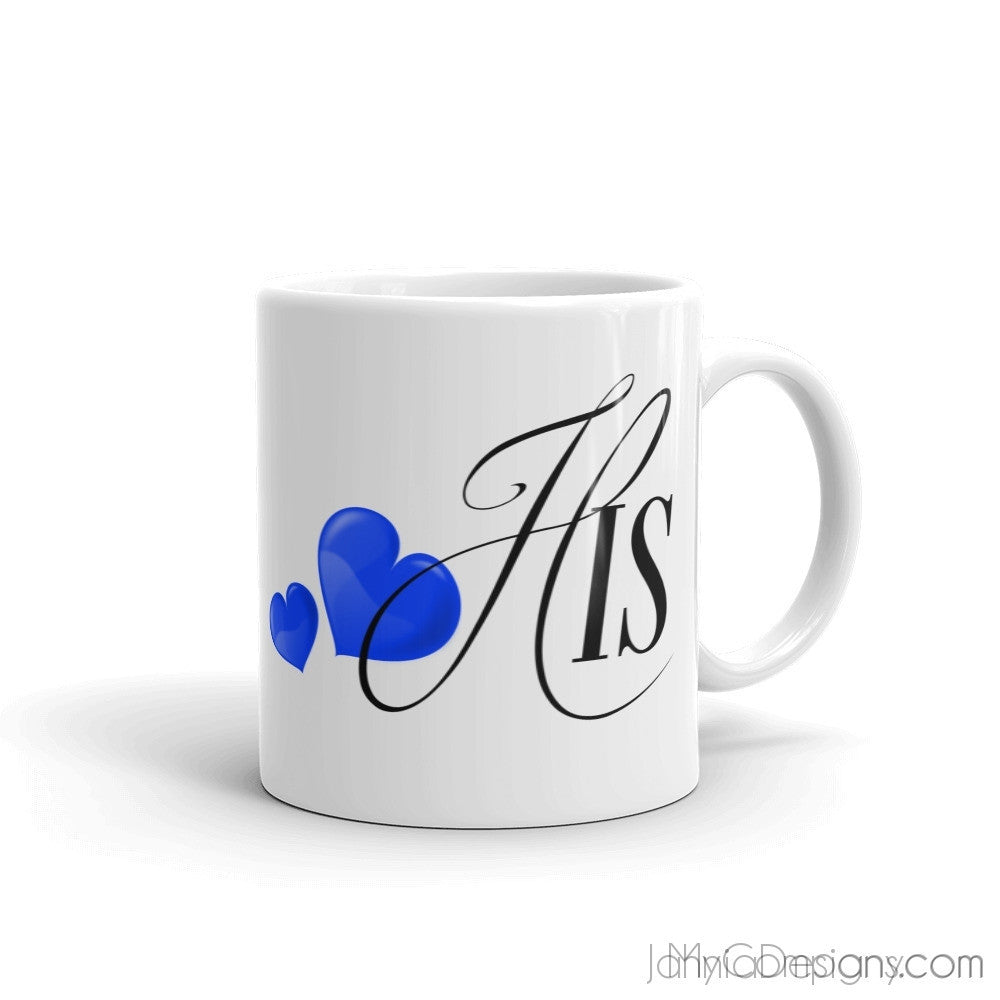 His Mug-Mugs-Jahnia Designs