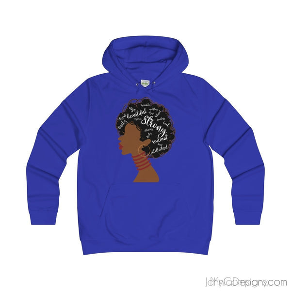 I AM Hoodie-Apparel-Jahnia Designs