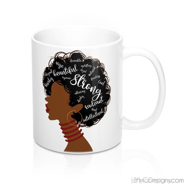 I AM Mug-Mug-Jahnia Designs