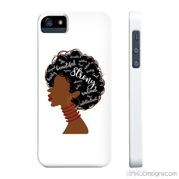 I AM Phone Cases-Phone Case-Jahnia Designs