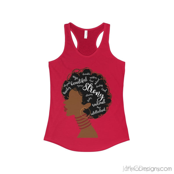I Am Tank-Tank Top-Jahnia Designs