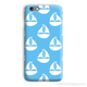 Light Blue Nautical Phone Case