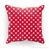 Red Superstar Cushion