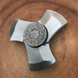 Syth 21mm Heimskringla Damasteel Button Set or Combo w/ Syth