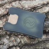 Bladelock Tactical Wallet / Bottle Opener - Cerakote Battleworn