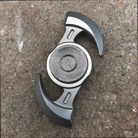 Syth Dense Twist Damasteel 21mm Button Set