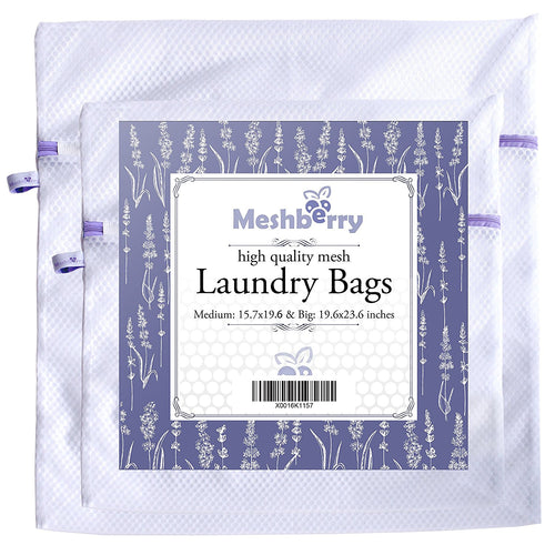 Laundry Washing Bag - Washing Protection - Lingerie, Underwear, Socks, Delicates Clothes