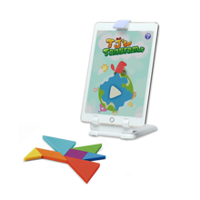 Load image into Gallery viewer, TJ Tangram - Traditional Puzzle and Geometry game with AR Technology - KidMate