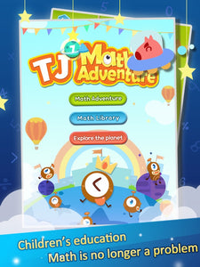 TJ Math™ -  Interactive fun math games with AR Technology - KidMate