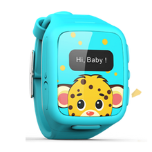 Load image into Gallery viewer, Safety Smart GPS watch for kids Mobile Phone monitored through Smart mobile app - KidMate