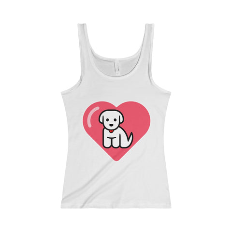 I Love Puppers - The Jersey Tank