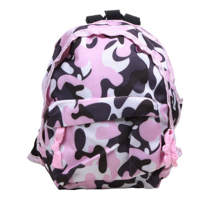 Cool Camo Mesh Pet Backpack!!!