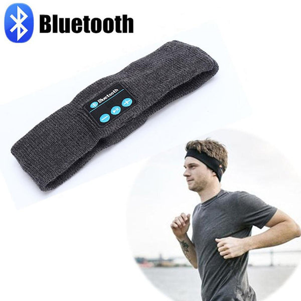 Runners Wireless Bluetooth Headband
