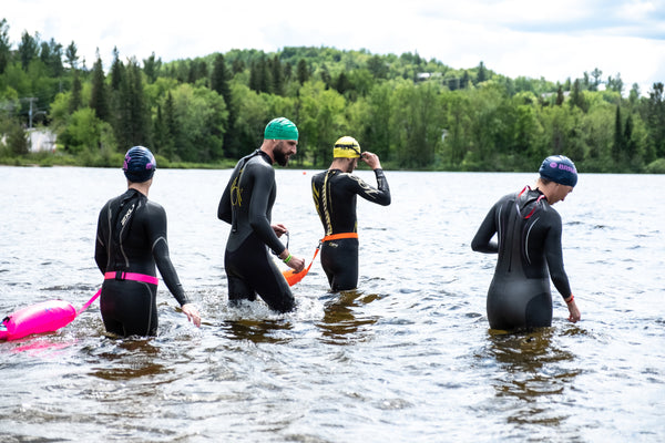 Improving Your Triathlon Swim