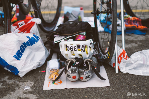 Raceday Checklist & Transition Bag Essentials
