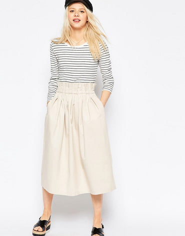 ASOS Ridley High Waist