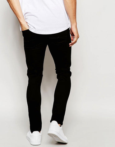 Skinny Jeans In Black