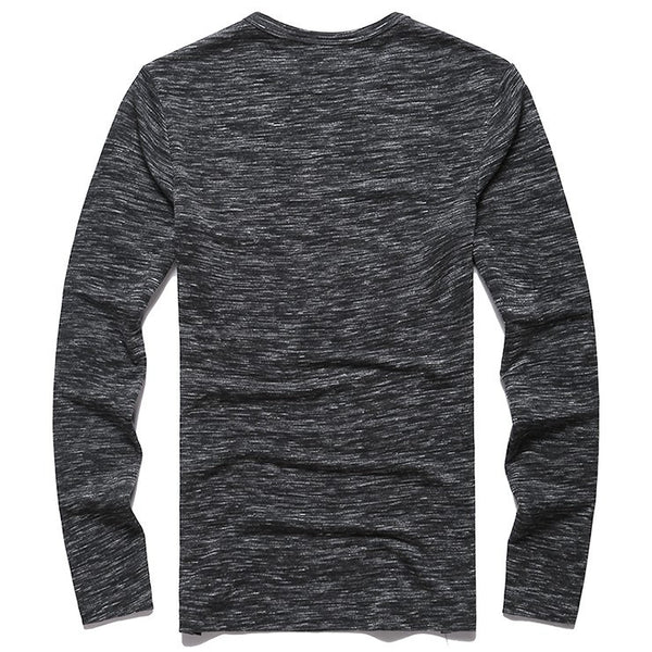 Stylish T-shirt Long Sleeve available 4 colors