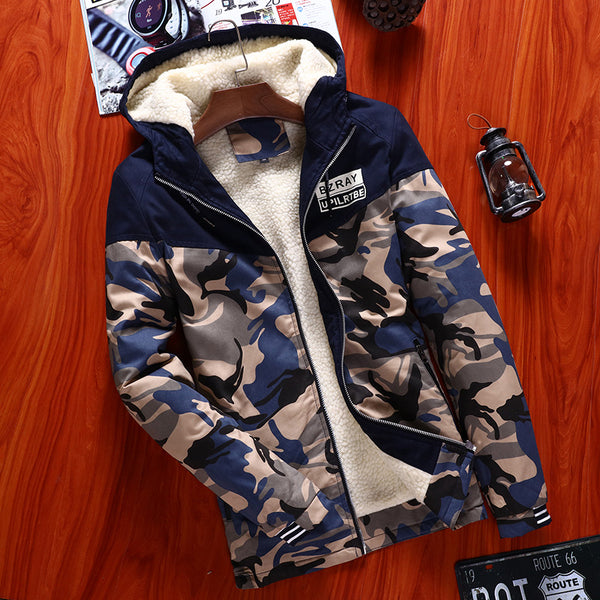Warm Mens  Jackets 2 colors