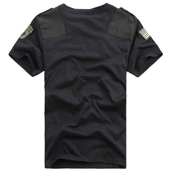 Men's military T-shirt 3 colors