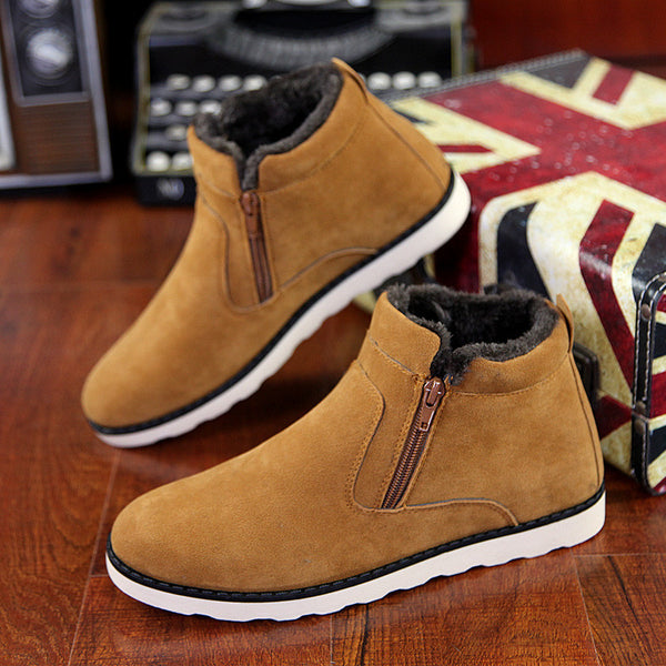 Men shoes Autumn/winter available 3 colors