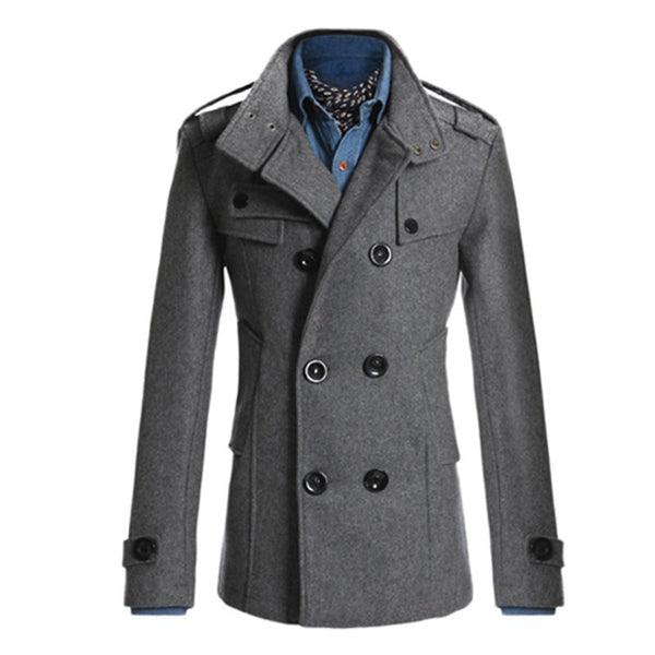 Coat Mens available in 4 colors
