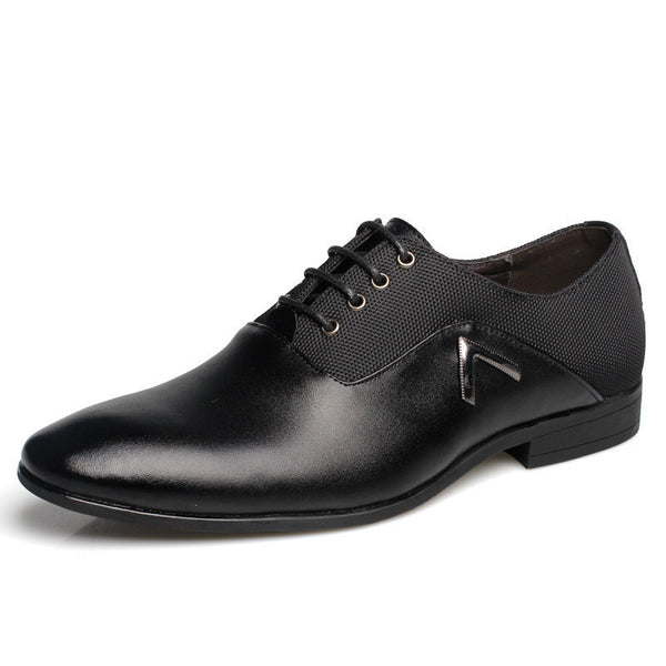 Leather Shoes available in 3 colors