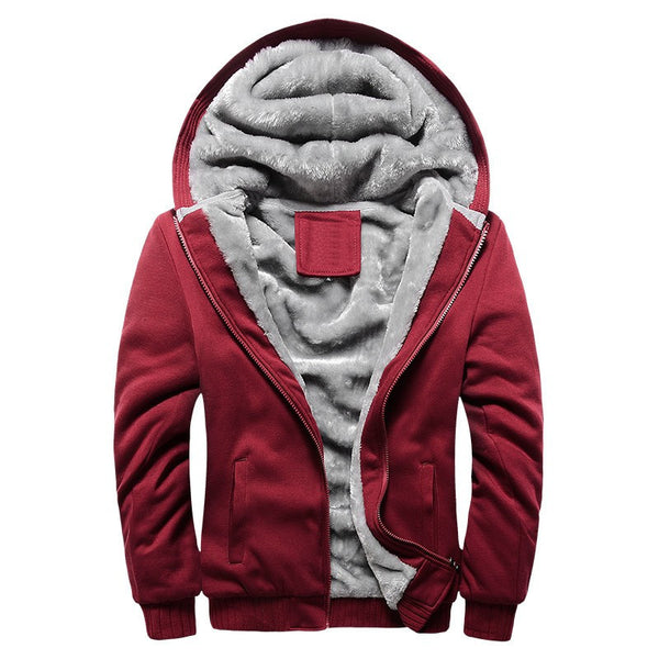 Warm Jacket Mens Autumn Winter available in 4 colors