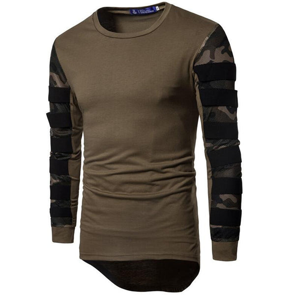 Men's camouflage hoodies 3 colors