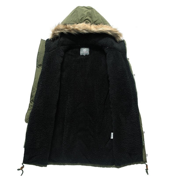 Winter Parka Warm available in 3 colors
