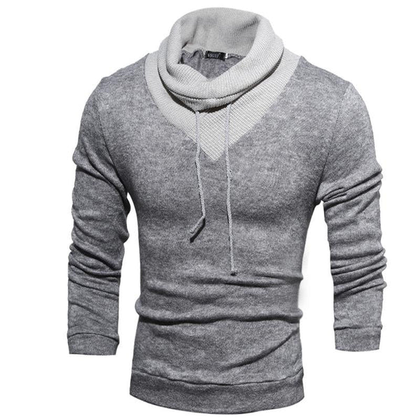 Men thin Sweater available in 2 colors Dark gray/Gray