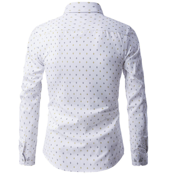 Mens Shirt available 3 colors Pink/ Sky blue/ White