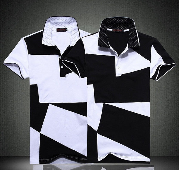 Casual POLO shirt male 2 colors