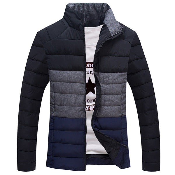 Casual Men's Jacket Winter/ Autumn available in 4 colors