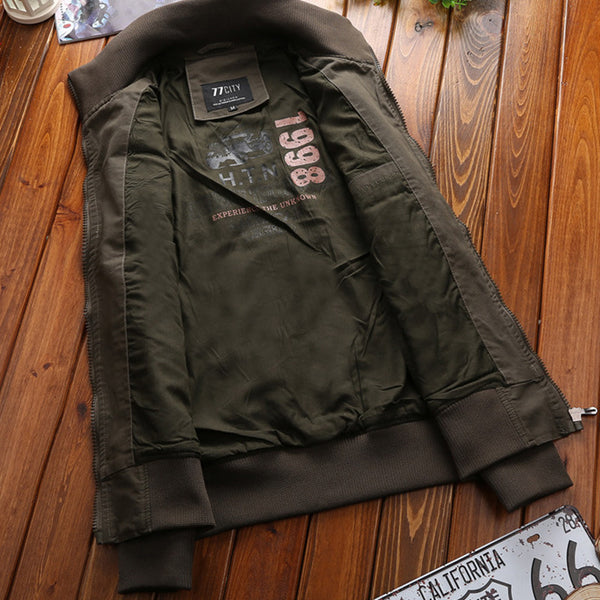 Men's jacket 3 colors