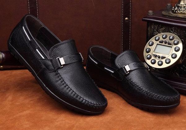 Mens Moccasins Shoes available in 3 colors