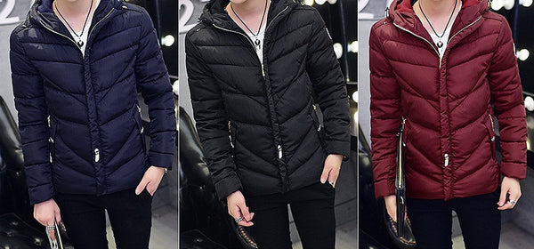Autumn/ Winter Jacket Mens available 3 colors