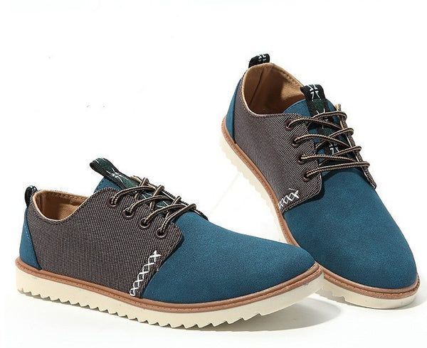 Mens Casual Shoes Autumn/ Spring available in 3 colors