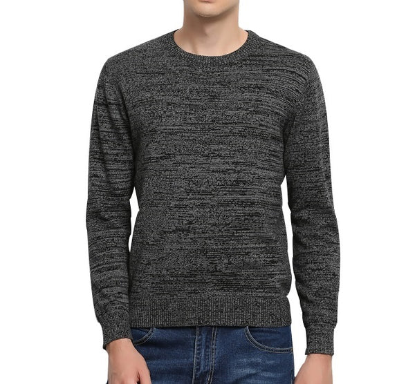 Men Pullover Knitted Sweater 4 colors