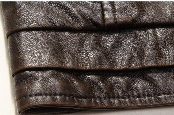 Mens Leather Jackets (colors)