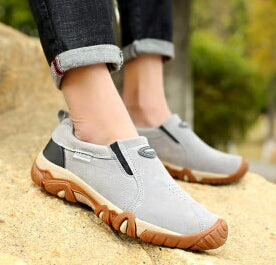Suede Sport Shoes