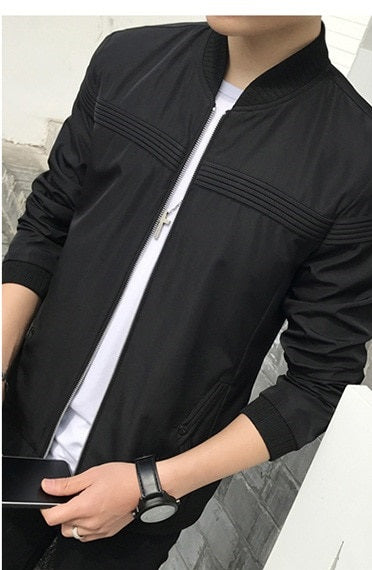 Mens Jacket Fashion 3 colors