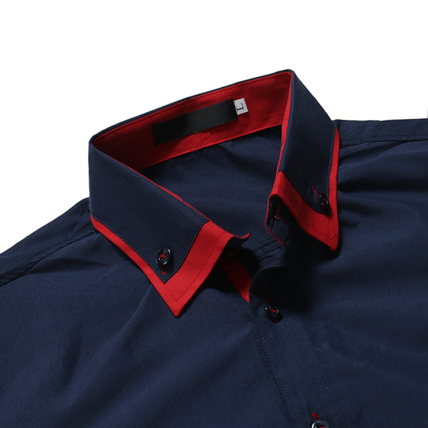Men Casual Comfortable Shirt 4 colors