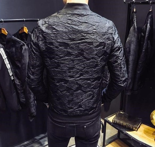 JACQUARD luxury jacket 2 colors