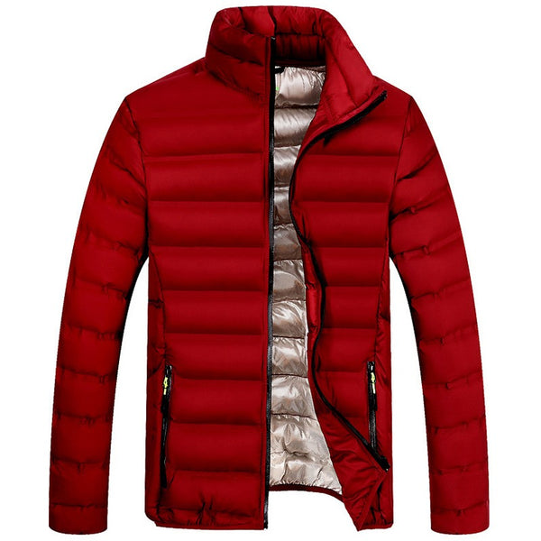 Windproof Padded Jacket