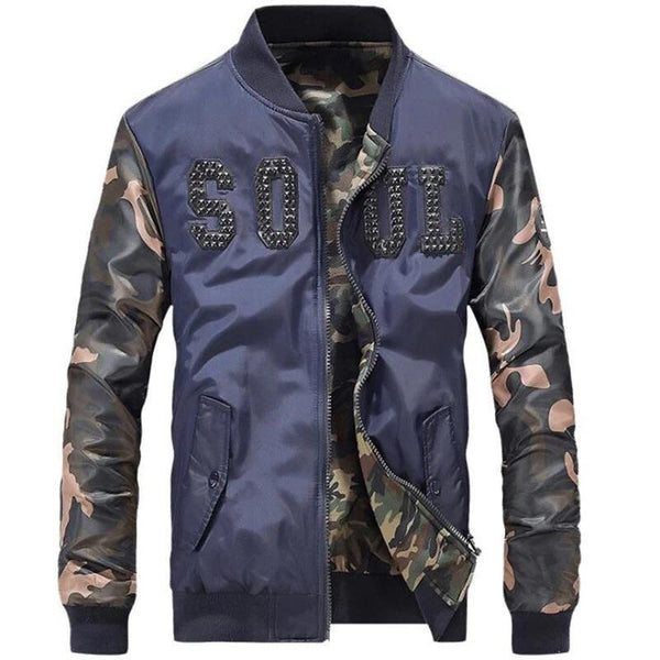 SOUL Camo Jacket (3 Colors)