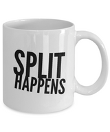 Bowling Coffee mug - Split happens